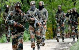 जम्मू-कश्मीर: पुलवामा येथे आणखी एका दहशतवाद्याचा खात्मा