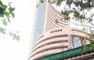 भारतातील शेअर बाजार कोसळला