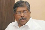 एकनाथ खडसेंनी सकाळी राजीनामा दिला तो आम्ही स्वीकरला आहे, एनसीपी प्रवेशाबद्दल शुभेच्छा: चंद्रकांत पाटील