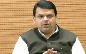 BJP led govt falls in Maharashtra within two days ; Devendra Fadnavis resigns as CM today