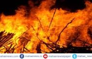 श्रीनगरमध्ये जाळपोळीचा प्रयत्न