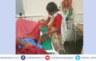 सफाई कामगार देतात रुग्णांना इंजेक्शन; वाशिम रुग्णालयातील  प्रकार