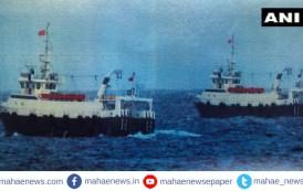 हिंदी महासागरात दिसल्या चिनी नौदलाच्या नौका