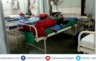 रक्षाविसर्जनानंतर नातेवाईकांनी घेतलं जेवण, 37 जणांना विषबाधा