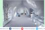 स्वीडनचे चर्चित बर्फाचे हॉटेल पुन्हा एकदा पर्यटकांसाठी तयार...