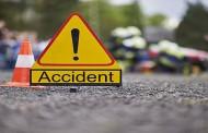 गँगस्टरला मुंबईहून उत्तर प्रदेशला नेताना कार पलटी; गँगस्टरचा जागीच मृत्यू
