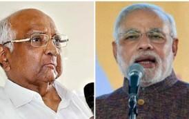 शरद पवार के पत्र का परिणाम, नरेंद्र मोदी सरकार को एक बड़ा निर्णय लेना पड़ा