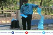 कोरोनाशी लढण्यासाठी डॉक्टरांना दिले रेनकोट, सनग्लासेस,आणि साधे कपडे