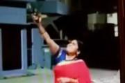 #CoronaVirus: गो कोरोना गो… कोरोनाला पळवण्यासाठी भाजपा जिल्हाध्यक्षाचा हवेत गोळीबार