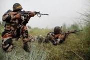 जम्मू-कश्मीर मध्ये भारतीय जवान आणि दहशतवाद्यांमध्ये चकमक सुरु