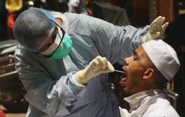 देशात पाच दिवसात एक लाख नवीन रुग्ण