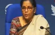निर्मला सीतारमन यांची पत्रकार परिषद, 8 क्षेत्रांसाठी पॅकेज