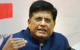 7 हजार टन कांदा भारतामध्ये आयात केलेला असून दिवाळी पूर्वी 25 हजार टन कांदा भारतात येणार आहे: केंद्रीय मंत्री पियुष गोयल