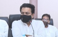 लातूरमध्ये अतिवृष्टी झाल्याने शेतपिकांच्या नुकसानीचे पंचनामे 48 तासात पूर्ण करण्याचे पालकमंत्री अमित देशमुख यांचे जिल्हा प्रशासनाला निर्देशन