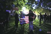 वर्णद्वेषविरोधी लढय़ास आंतरराष्ट्रीय स्तरावर पाठिंबा
