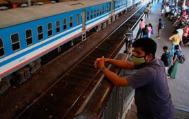 12 अगस्त तक पटरी पर नहीं दौडेगी मेल, एक्सप्रेस और पैसेंजर ट्रेनें, टिकट का पूरा पैसा यात्रियों को दिया जायेगा रिफंड...