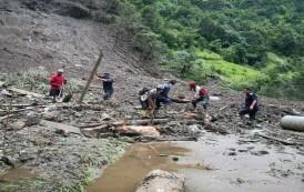 नेपाळमध्ये भूस्खलन; ६० जणांचा मृत्यू तर ४१ जण बेपत्ता