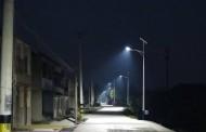 हिमायतनगर शहरातील,काही वार्डात सौर उर्जेच्या दिव्यानी केला लखलखाट