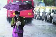 रविवारी मुंबईत मागील 5 वर्षातील रेकॉर्ड ब्रेक पावसाची नोंद...