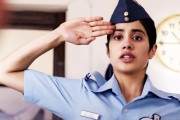 अभिनेत्री जान्हवी कपूरचा 'गुंजन सक्सेना - द कारगिल गर्ल' चित्रपटाचा ट्रेलर प्रदर्शित
