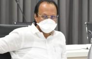 उपमुख्यमंत्री अजित पवार मुंबईतील ब्रीच कॅण्डी रुग्णालयात दाखल