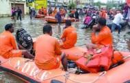 राज्यात एनडीआरएफच्या 16 टीम  मदत व बचाव कार्यासाठी तैनात