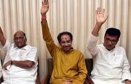 'महाविकासआघाडी सरकार म्हणजे एका नवऱ्याच्या दोन बायका' -राम शिंदे