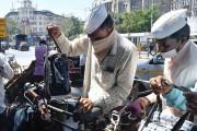 मनसेच्या सविनय कायदेभंग आंदोलनाला मुंबईच्या डबेवाल्यांचाही बिनशर्त पाठिंबा