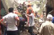 भिवंडीत इमारत कोसळल्याच्या दुर्घटनेत एकूण 12 जणांचा मृत्यू; बचाव कार्य अद्याप सुरु
