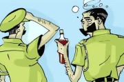 मद्यपी पोलिसाचा दिघी पोलिस ठाण्यात धिंगाणा; पोलिसांना केली शिवीगाळ