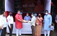 पिंपरी चिंचवडच्या वायसीएम रूग्णालयात रूग्णांना मिळणार 'नमो थाळी'