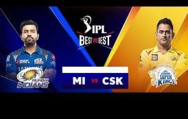 IPL2020:मुंबई इंडियन्स आणि चेन्नई सुपरकिंग्ज यांच्यात पहिली लढत