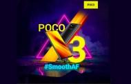 Poco X3 भारतात 22 सप्टेंबरला होणार लॉन्च
