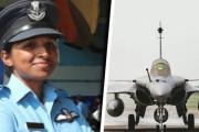 फ्लाईट लेफ्टनंट शिवांगी सिंह राफेलच्या पहिल्या महिला पायलट