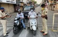 शहरात पोलिसांच्या प्रतिबंधात्मक कारवाईचा जोर ओसरला