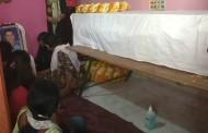 जम्मू-काश्मीरमध्ये शहीद झालेले CRPF ASI बडोले नरेश उमराव यांचे पार्थिव नागपूरात दाखल
