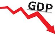 कोविड - १९ यासह इतर कारणांमुळे सन २०२० -२१ च्या पहिल्या तिमाहीत जीडीपीमध्ये २३.९ टक्क्यांची घट