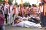 शेती विधेयक कायद्याविरोधात कर्नाटकमध्ये तीव्र आंदोलने