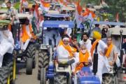 मोदी सरकारच्या कृषि विधेयकाविरोधात पंजाबात भडका, शेतकऱ्यांकडून महामार्ग ठप्प
