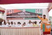 Pravin Darekar|सत्ताधा-यांची दडपशाही खपवून घेतली जाणार नाही : प्रविण दरेकर