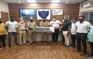 'केअरटेकर चोरटा' सांगवी पोलिसांच्या जाळ्यात; 24 तोळे सोने घेतलं ताब्यात