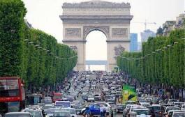 फ्रान्समध्ये दुसरा लॉकडाऊन जाहीर होताच रस्त्यावर ७०० किमीच्या वाहनांच्या रांगा