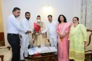 ब्राह्मण समाज महामंडळाबाबत सरकारला निर्देश देणार - राज्यपाल  कोश्यारी