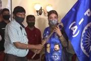अभिनेत्री पायल घोषची राजकारणात एन्ट्री; रिपाइंत प्रवेश
