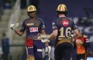 IPL 2020 : राजस्थानची विजयाची हॅट्रिक हुकली! कोलकाताचा रॉयल विजय
