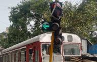 बेस्टच्या चालत्या बसमध्ये चालकाला हृदयविकाराचा झटका, प्रसांगवधान राखून चालकाने वाचवले प्रवाशांचे प्राण