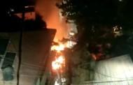 शिमल्यातील हॉटेलला काल रात्री 11.15च्या सुमारास भीषण आग