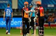 IPL2020: हैदराबादचा दिल्लीवर दणदणीत विजय