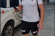सनरायझर हैदराबादचे खेळाडू दुबईच्या टीम हॉटेलमधून दुबई आंतरराष्ट्रीय स्टेडियमकडे रवाना