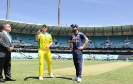 IND vs AUS 1st ODI: टॉस जिंकत ऑस्ट्रेलियाने घेतला प्रथम फलंदाजीचा निर्णय